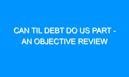 Can TIL Debt Do Us Part – An Objective Review